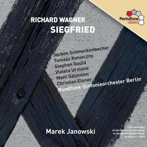 Wagner: Siegfried by Tomasz Konieczny