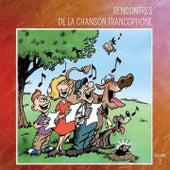 Rencontres de la chanson francophone, Vol. 2 by Various Artists