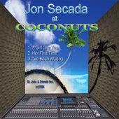 Jon Secada At Coconuts by Jon Secada
