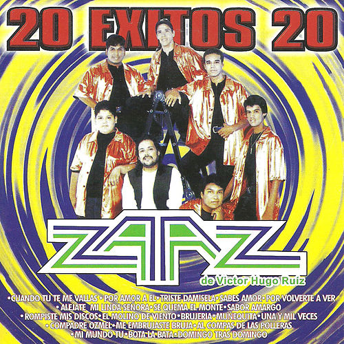 20 Exitos 20 by Zaaz De Victor Hugo Ruiz
