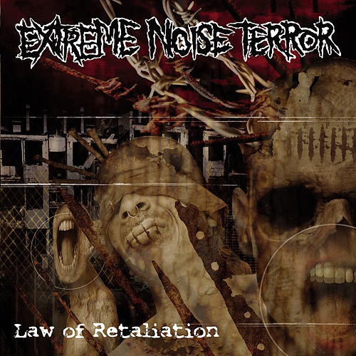 Law of Retaliation by Extreme Noise Terror