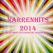 Narrenhits 2014 - Alle Songs zur Karneval Session 2014 by Various Artists