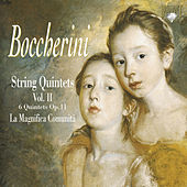 Boccherini: String Quintets, Vol. 2 by Enrico Casazza