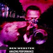 Amazing Performance von Ben Webster