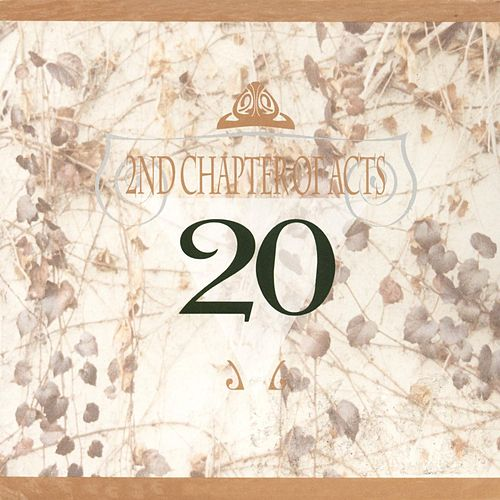 20:1972-1992 - Box Set by 2nd Chapter of Acts