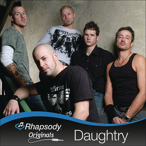 Rhapsody Originals by Daughtry