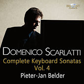 Scarlatti: Complete Keyboard Sonatas, Vol. 4 by Pieter-Jan Belder