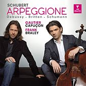 Gautier Capuçon plays Schubert, Schumann, Debussy & Britten by Frank Braley Gautier Capuçon