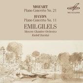 Mozart & Haydn: Piano Concertos by Emil Gilels
