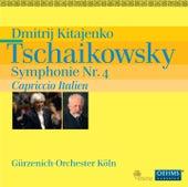 Tschaikowsky: Symphonie No. 4 - Capriccio Italien by Cologne Gurzenich Orchestra