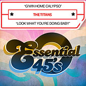 G'win Home Calypso / Look What You're Doing Baby (Digital 45) by The Titans