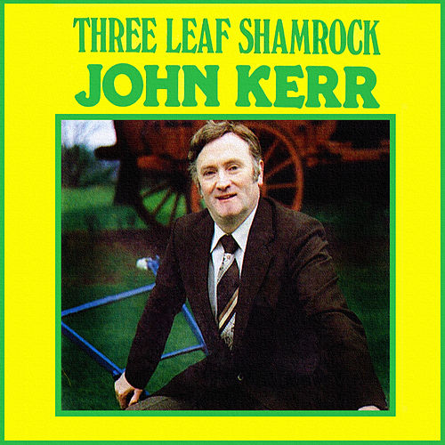 Three Leaf Shamrock by John Kerr