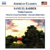 Violin Concerto by Samuel Barber