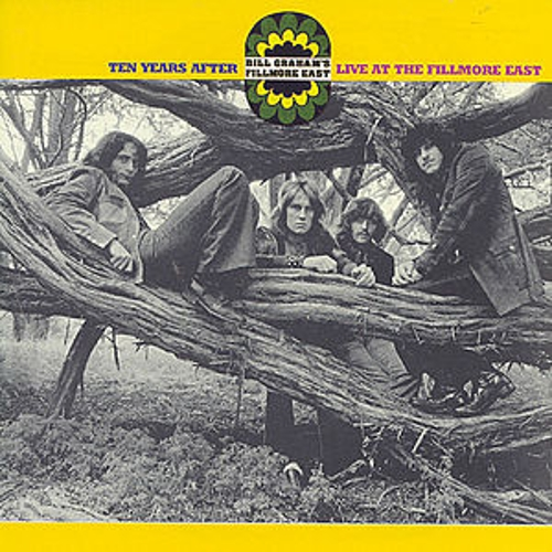 Live At The Fillmore East by Ten Years After