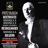 Fritz Busch Conducts by Various Artists