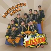 Destilando Amor by Aaron Y Su Grupo Ilusion