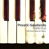 20th Century Music for Two Pianos by Pincetic - Sakellaridis Piano Duo
