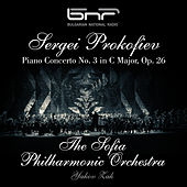 Sergei Prokofiev: Piano Concerto No. 3 in C Major, Op. 26 by Sofia Philharmonic Orchestra