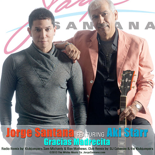 Gracias Madrecita (Radio & Club Mix) by Jorge Santana