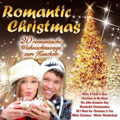 Romantic Christmas - 20 Romantische Weihnachtssongs zum Kuscheln by White Christmas All-stars