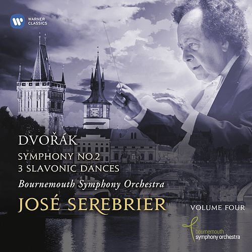 Dvorák: Symphony No. 2 & 3 Slavonic Dances by Bournemouth Symphony Orchestra
