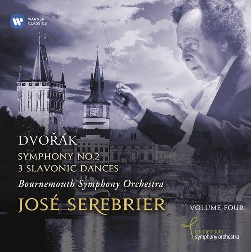 Dvorák: Symphony No. 2 & 3 Slavonic Dances by Bournemouth Symphony Orchestra
