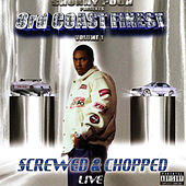3rd Coast Finest (Screwed) by Shunny Pooh