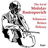 The Art of Mstislav Rostropovich by Various Artists