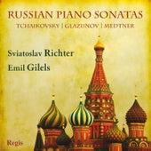 Russian Piano Sonatas by Various Artists