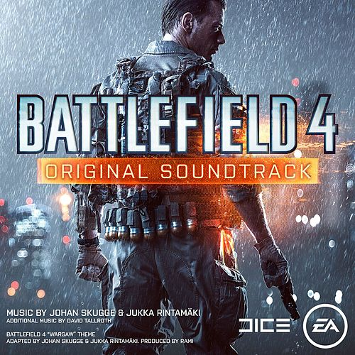 Battlefield 4 by EA Games Soundtrack
