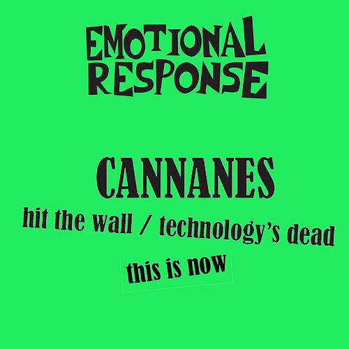 Hit the Wall EP by The Cannanes