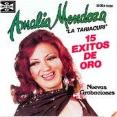 La Tariacuri: 15 Exitos de Oro by Amalia Mendoza