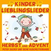 Kinder Lieblingslieder: Herbst und Advent by Peter Zucker