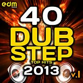 40 Dubstep Top Hits 2013, Vol. 1 (Best Brostep, Drum Step, Psy Step, Bass Step, Grime, Krunk, Hife) by Various Artists