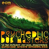 Psychedelic Dub Masters (40 Top Psybient, Psy Chill, Downtempo, Glitch Hop, Groove Anthems 2013) by Various Artists
