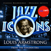 Jazz Icons from the Golden Era - Louis Armstrong, Vol. 2 von Various Artists