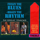 Feelin' the Blues - Diggin' the Rhythm von Various Artists