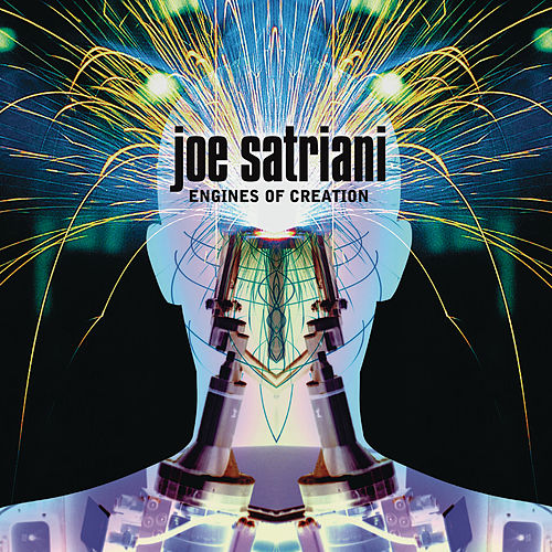 Engines Of Creation by Joe Satriani