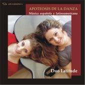 Apoteosis de la Danza (Piazzolla, Cardoso, Gnattali, Ponce...) by Duo Latitude