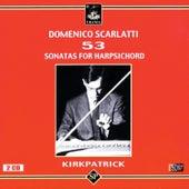 Ralph Kirkpatrick Plays Scarlatti by Ralph Kirkpatrick