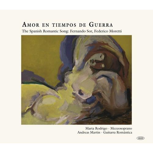 Amor en Tiempos de Guerra by ANDREAS MARTIN