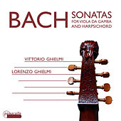 Bach Gamba Sonatas by Lorenzo Ghielmi