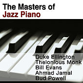 The Masters of Jazz Piano by Various Artists