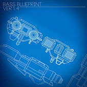 Bass Blueprint Ver 1.4 by Various Artists