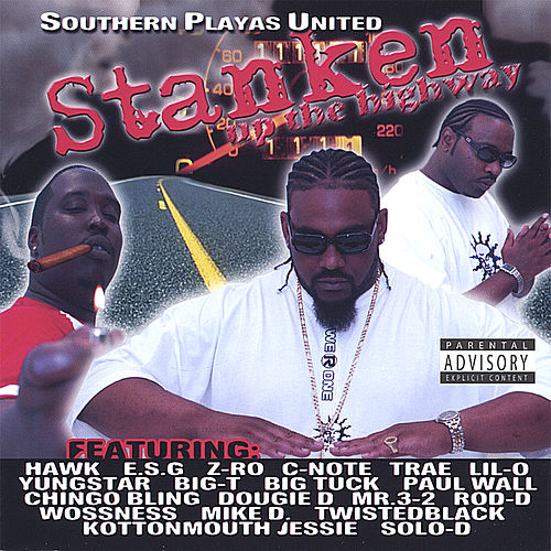 Stanken Up The Highway by Various Artists