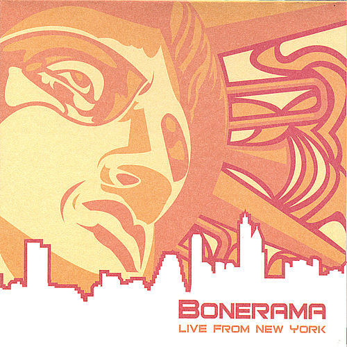Live From New York by Bonerama