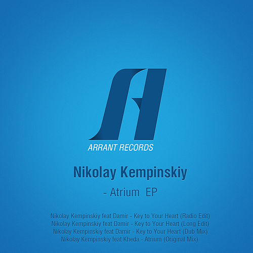 Atrium Ep by Nikolay Kempinskiy