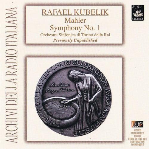 Kubelik Conducts Mahler: Symphony No. 1 by Rafael Kubelik