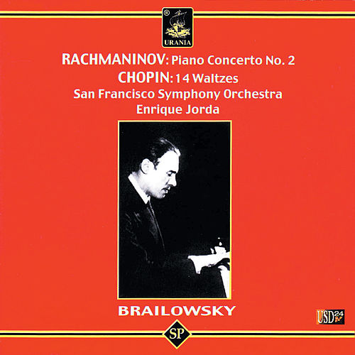 Brailowsky Plays Rachmaninov & Chopin by Alexander Brailowsky