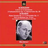 Schumann: Variations & Scriabin: Piano Sonata - Preludes by Sviatoslav Richter
